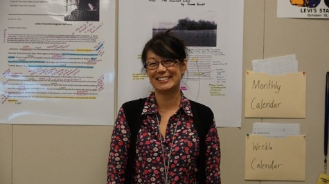 Q&A with English teacher Meichen Grossman