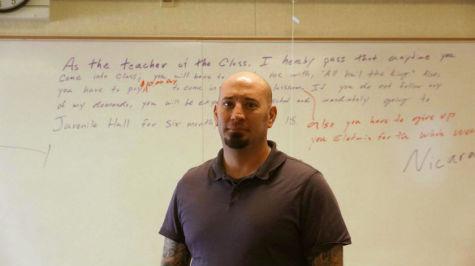 Q&A with special education teacher Robert Goldstein