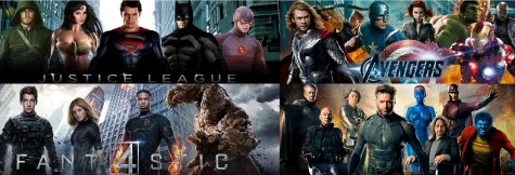 Superhero teams to be the homecoming theme for 2015