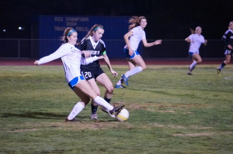 Girls soccer heads to CCS; boys soccer ends their season