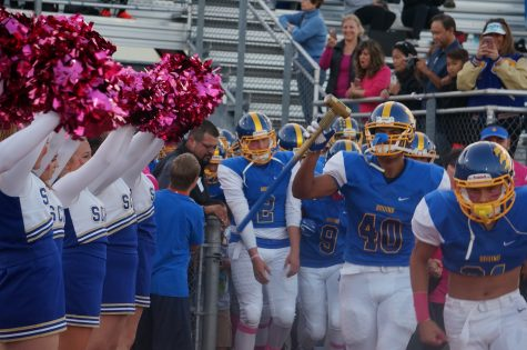 Friday's Pink Game ended with tight victory for the Bruins