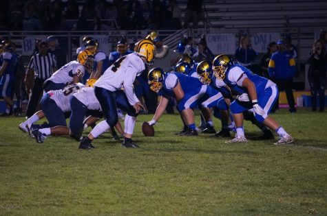 Senior Night football game ends in defeat, but team is ready for next year