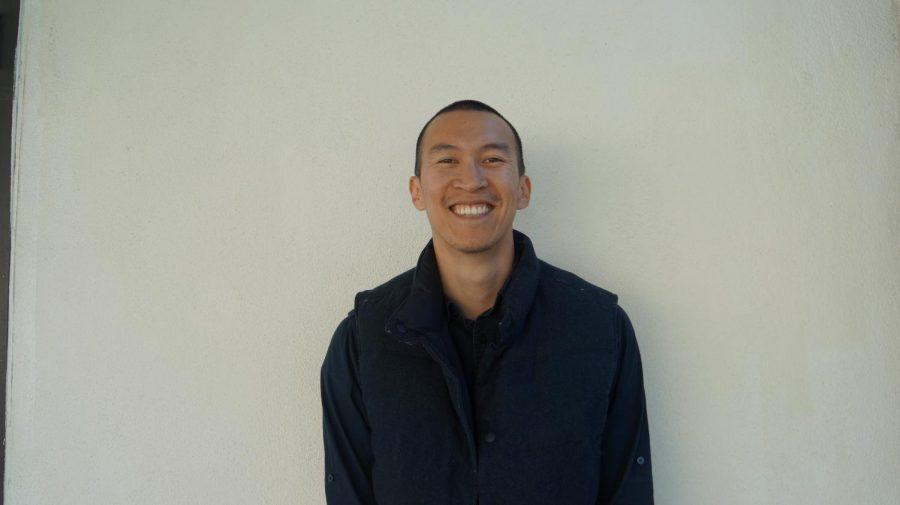 New teacher Alan Tan places understanding over perfect grades