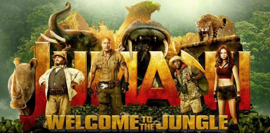 "REVIEW: ""Jumanji"" is a surprisingly enjoyable comedy"