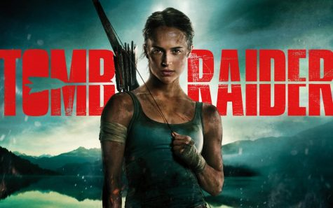 "REVIEW: Though packed with action, ""Tomb Raider"" is generic and one-dimensional"