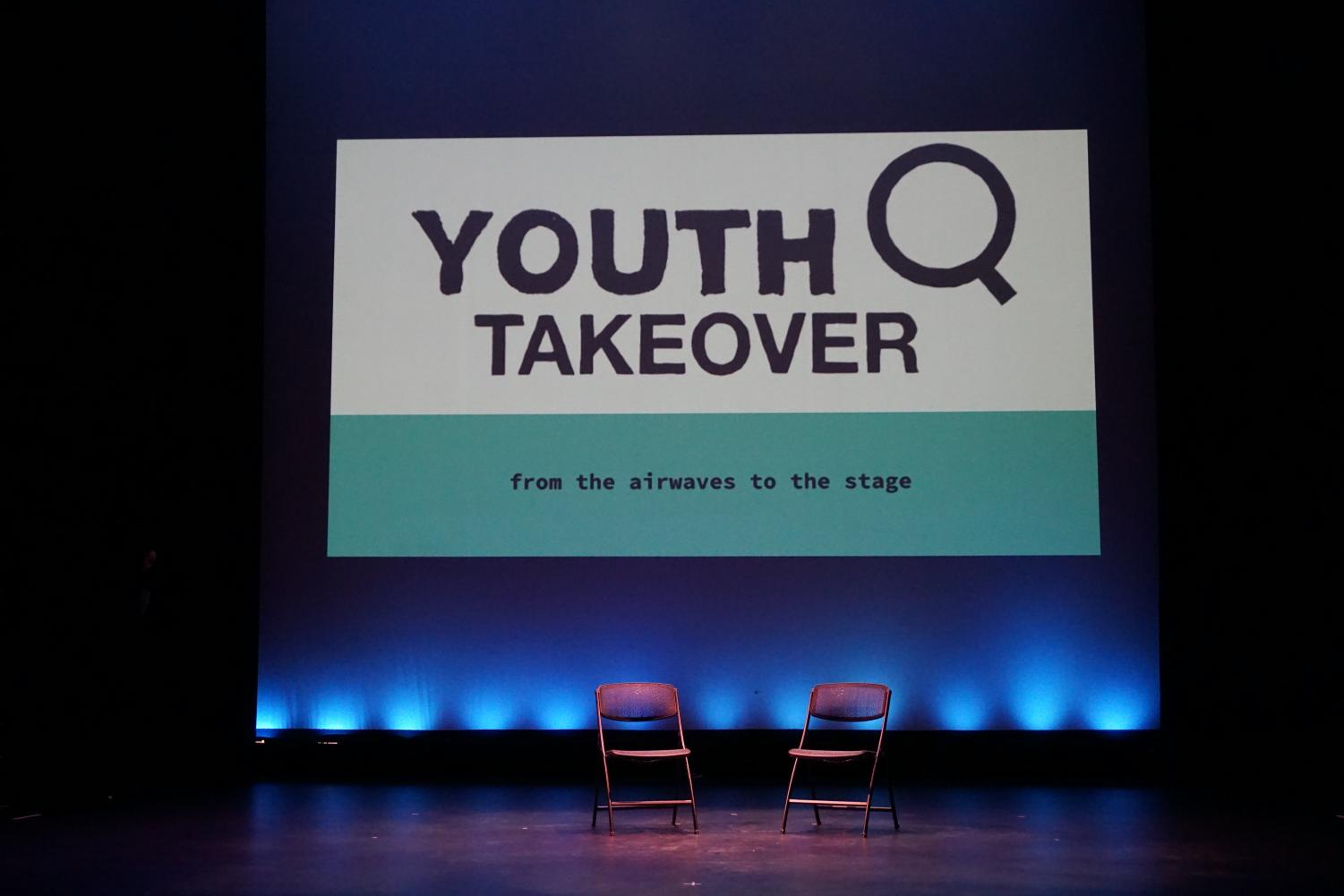 News site KQED hosts its first Youth Takeover.