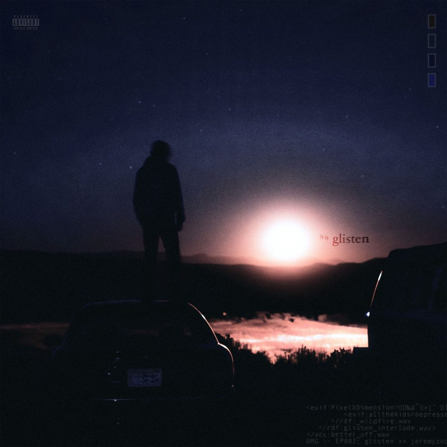 """REVIEW: Jeremy Zucker's new EP, """"glisten"""" portrays his struggles through poetic songs"""