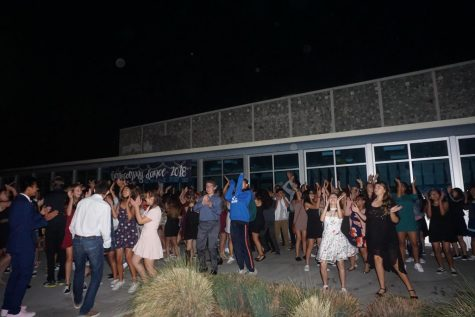One reporter shares her experience of the first homecoming dance since 2008