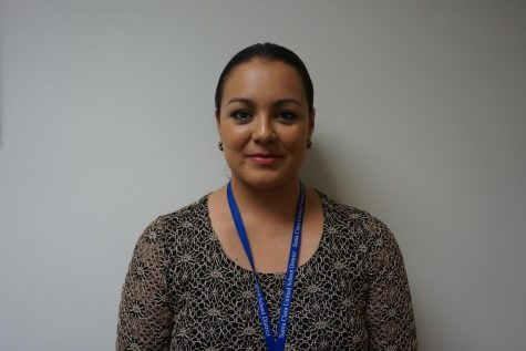 New English Learner Support & Assessment Technician, Karla Flores Lopez, wishes to share her story