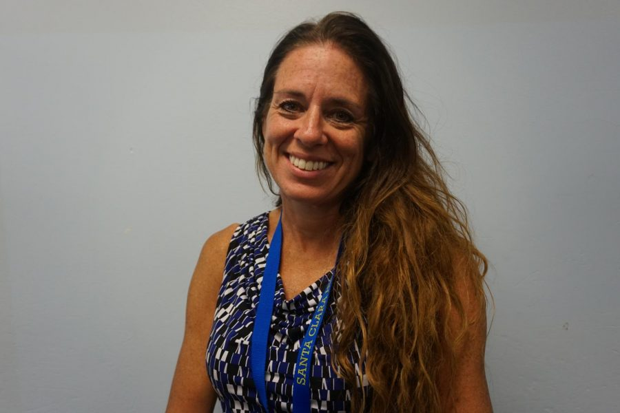 California's sunny days draw in new English teacher, Melissa Mirabello