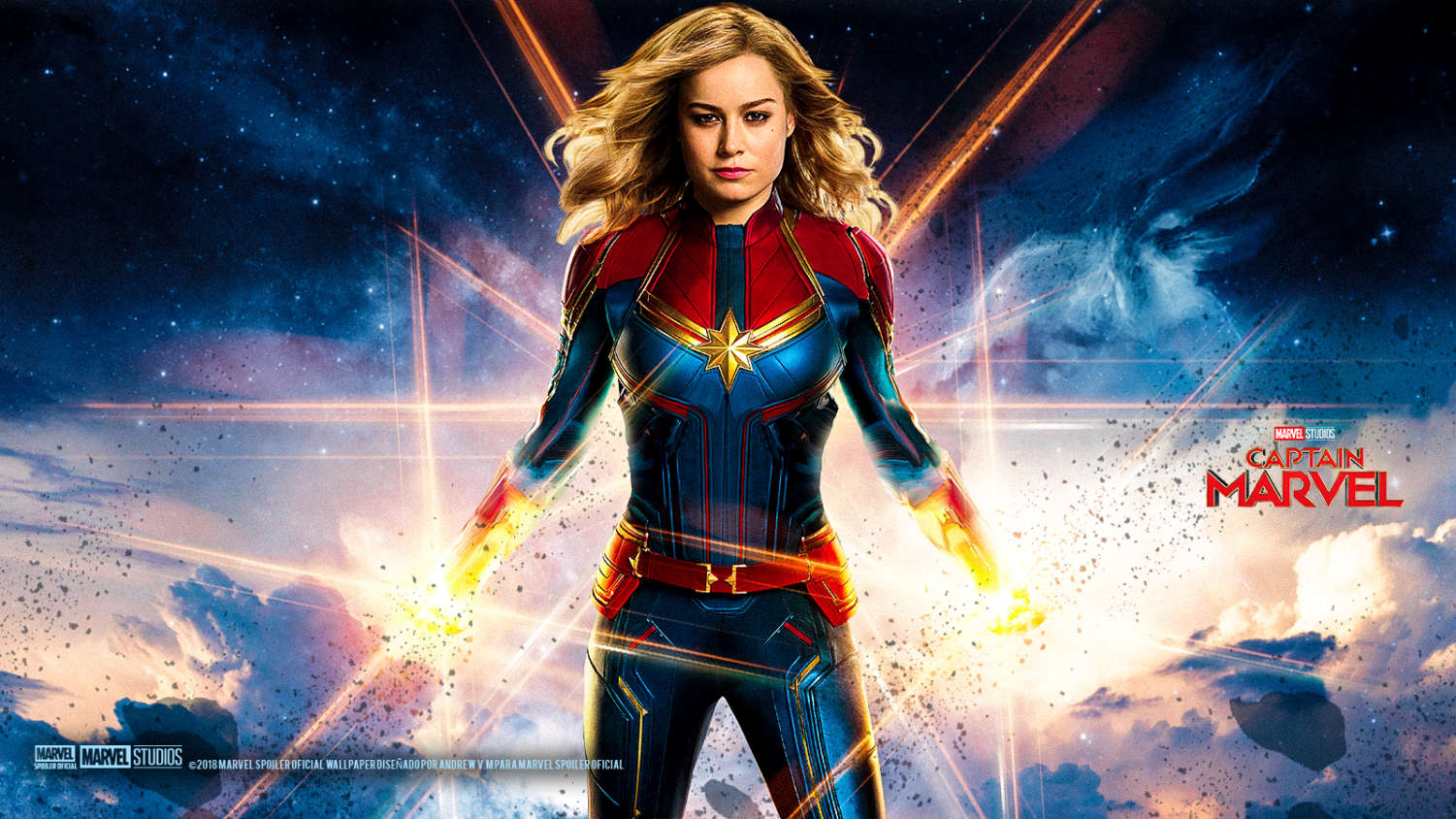 Larson's depiciton of Danvers provides a positive to the otherwise bland film.