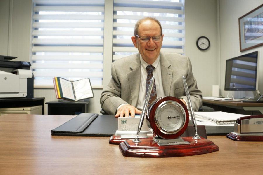 After six years of loyal service to SCUSD, Superintendent Rose announces his retirement