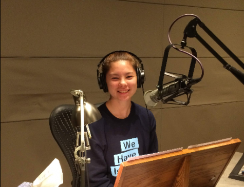 ANNOUNCEMENT: Journalism student Olive Howden shares her story on KQED