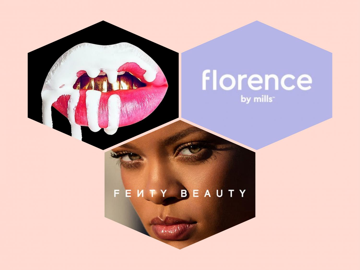 There have been countless of celebrity-produced makeup brands created in the past year.