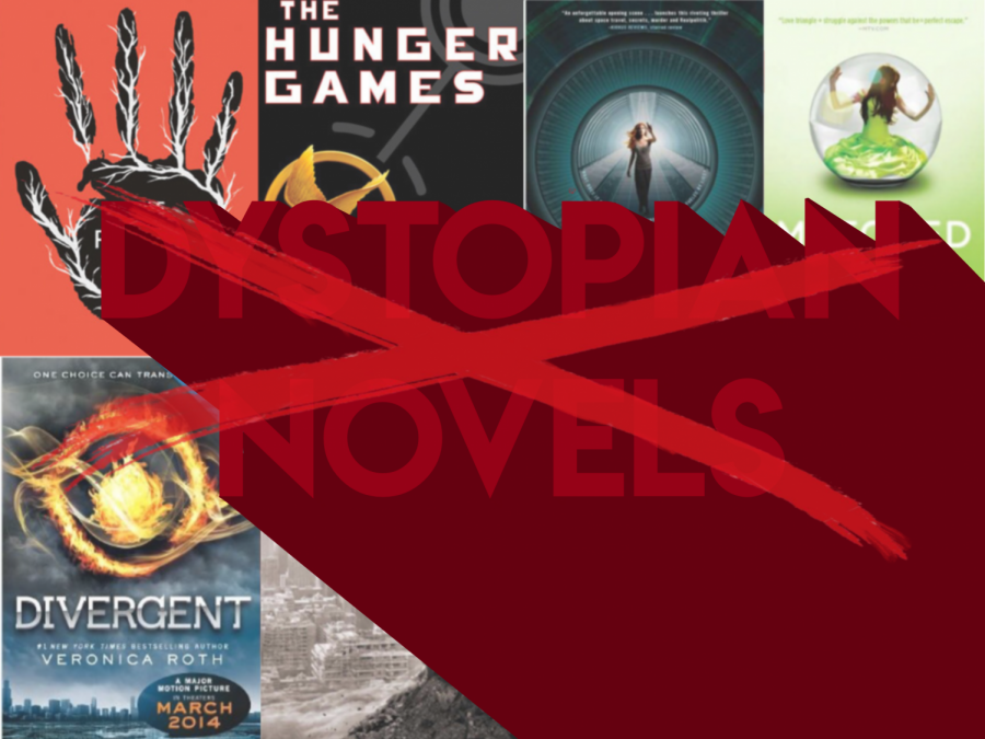 The+plots+of+YA+dystopian+novels+are+often+very+repetitive.+