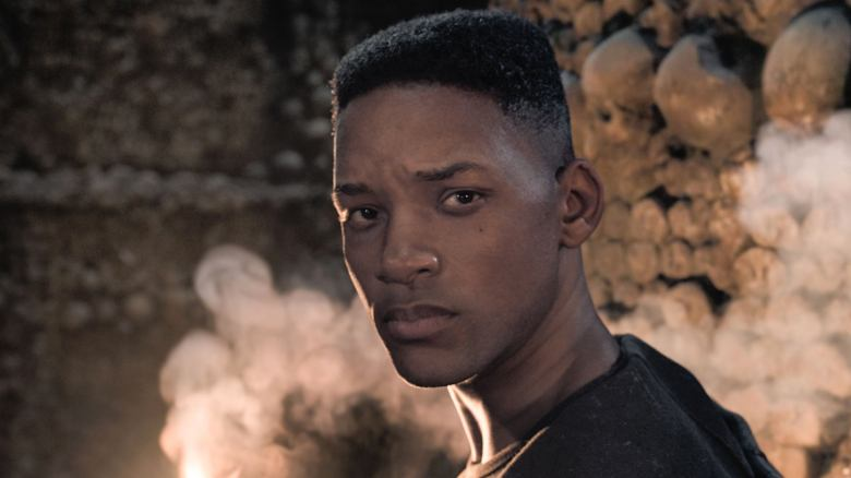 Will Smith's CGI clone brings a special feel to his character.