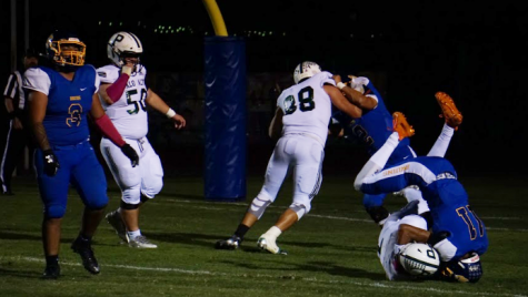 Bruins lose 42-9 to the Palo Alto Vikings in the 2019 homecoming game