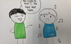 Many students have been judged for their music choices.