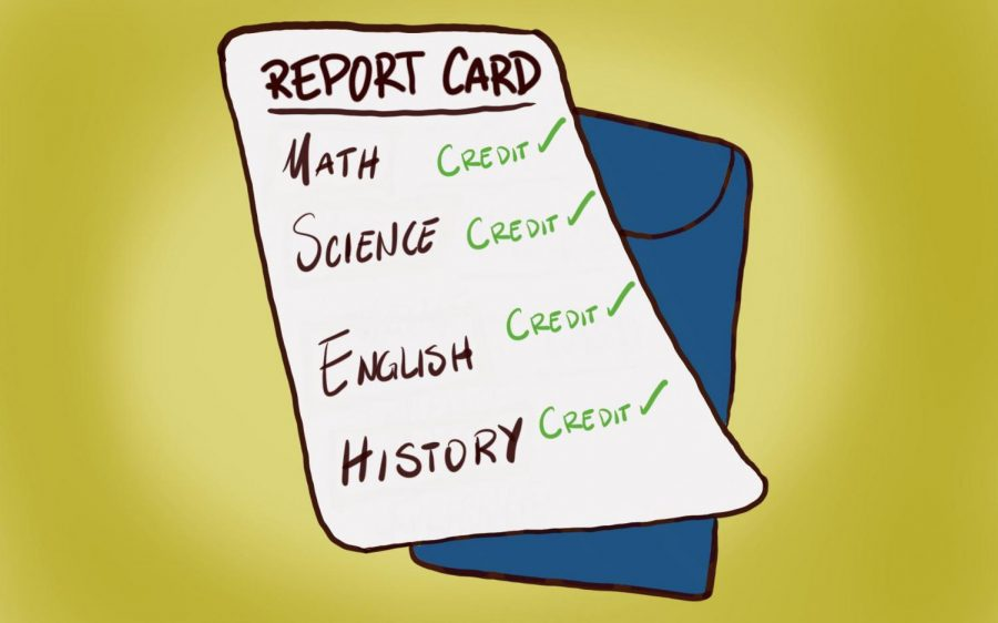 The new credit/no credit system has been received with mixed reactions by students.