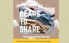 The Bears to Share club has been advertising their project via social media.