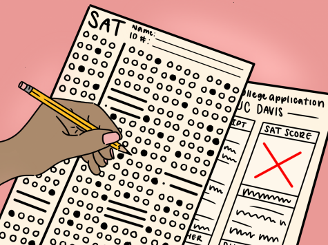 UC System goes test-blind to SAT and ACT scores for college applicants.