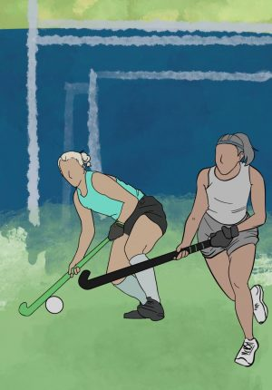SCHS' new field hockey team hopes to help include and encourage more female athletes.