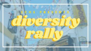 The first ever Virtual Diversity rally was livestreamed through YouTube on Oct. 23.