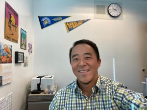Prior to working at SCHS, Hori worked as a teacher at Cabrillo Middle School for 15 years and as a vice principal for the last three.