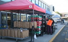 Free meals are safely distributed at any SCUSD campus.