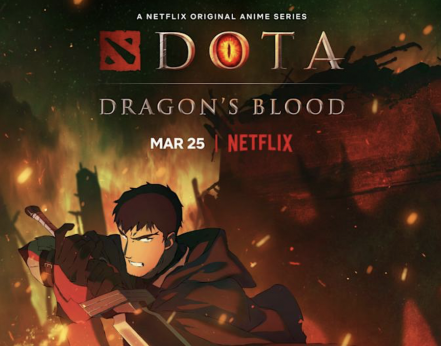 Dota: Dragons Blood displayed excellent voice actors, such as Yuri Lowenthal and Troy Baker.
