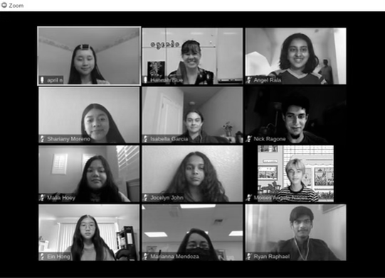 CAMPUS: Yearbook elective navigates barriers and challenges during online learning