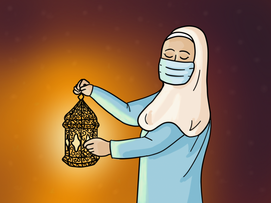 Muslim students at SCHS are grateful for the newfound sense of community during their second Ramadan in the pandemic.